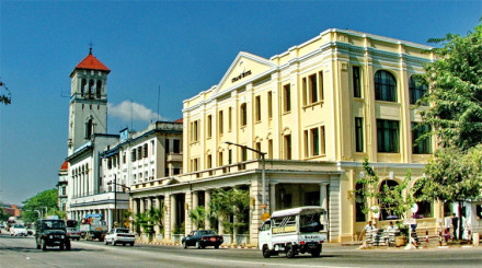 The Strand Yangon Hotel